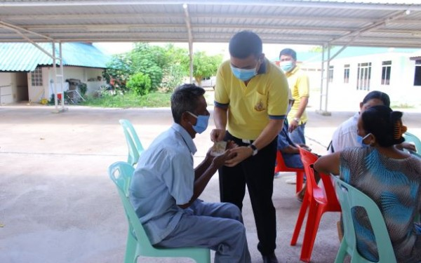 มอบเงินโครงการเพื่อช่วยเหลือ เยียวยา และชดเชย ให้แก่ประชาชนซึ่งได้รับผลกระทบจากการระบาดของโรคติดเชื้อไวรัสโคโรนา 2019