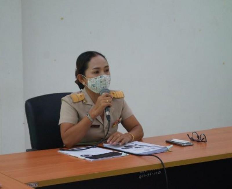 ประชุมคณะกรรมการติดตามและประเมินผลแผนพัฒนาองค์การบริหารส่วนตำบลห้วยยั้ง ครั้งที่ 4/2563